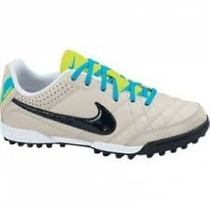 Chuteira Nike Jr Tiempo Natural 4 Ltr Tf Original