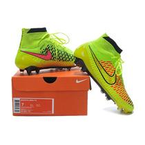 Chuteira Nike Magista Obra Fg - Botinha - Copa Do Mundo 2014