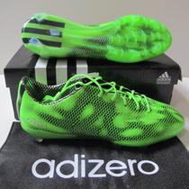 Chuteira Profissional Adidas F50 Adizero Fg Messi Mercurial