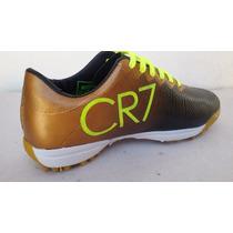 Chuteira Society Nike Infantil Cr7