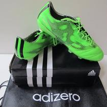 Chuteira Profissional Adidas F50 Adizero Fg Couro Original