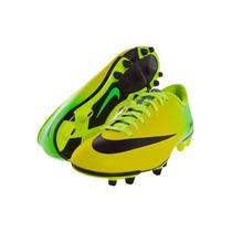 Promoção!!! Chuteira Nike Mercurial Vortex Fg Original