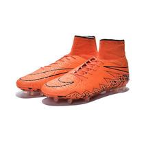 Chuteiras Nike Hypervenom Fg 1 Linha Importada