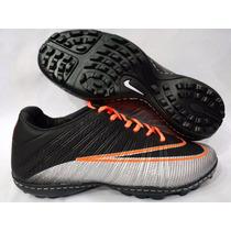Chuteira Society Nike Mercurial Cr7 Pronta Entrega + Frete