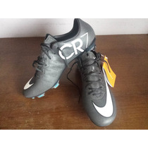 Chuteira Nike Mercurial Vapor X Cr Fg - Cr7