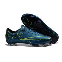 Chuteira Nike Mercurial Vapor X Sky Fg - Frete Gratis