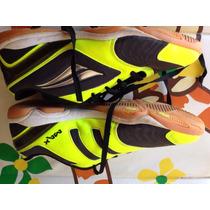 Tênis Futsal Penalty Max - Usado 02 Vezes.