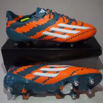 Chuteira Adidas F50 10.1 Messi Pro Sg Trava Mista