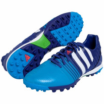 Chuteira Adidas Nitrocharge 2.0 Tf Society Profissional