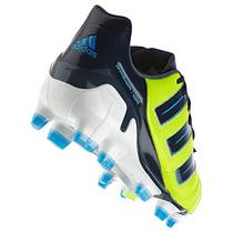 Chuteira Adidas Predator Adipower Couro Profissional 1magnus