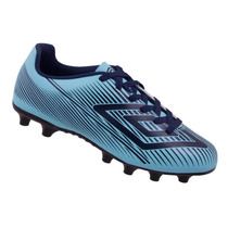 Chuteira Umbro Campo Speed Azul