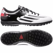 Adidas Chuteira Messi 10.4 Society Bco/pto