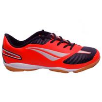 Tênis De Futsal Penalty Digital R1 4 - Vermelho
