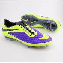 Chuteira Nike Hypervenom Phantom Fg Profissional De 999, Por