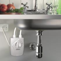 Aquecedor De Água Para Torneira De Mesa Cozinha Ou Banheiro