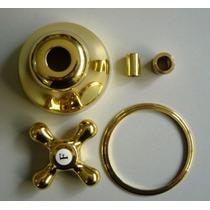 Acabamento Belle Epoque Dourado Para Registros De 1.1/4 E 1.