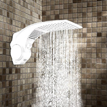 Ducha Lorenzetti Duo Shower Multi Temp. Quadrada 127v 5500w