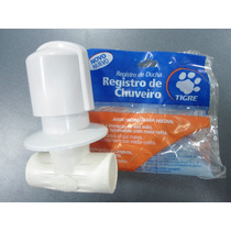 Registro Pvc Tigre 1/4 De Volta 25mm