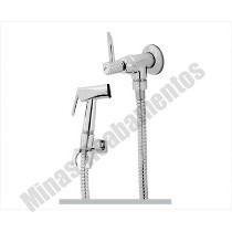 Ducha Higiênica Banheiro Luxo Link 1/4 Volta