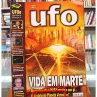 Revista Ufo - Ano Xxv N° 140 - Discos Voadores - 2008
