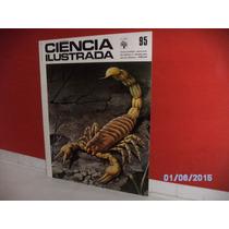 Revista Ciência Ilustrada Nº95 Vol.7 Abril Cultural Ind-1971