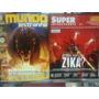 Kit Revista Mundo Estranho + Superinteressante Abril 2016