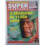 Super Interessante #105 Ano 1996 Civilização Perdida