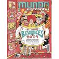 Mundo Estranho 161 - Dez 2014 - Gibiteria Bonellihq Cx 107