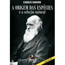 Livro - A Origem Das Espécies - Edição Revista - Novo