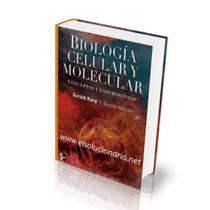 Livro Biología Celular Y Molecular - Gerald Karp - 5ª Ed