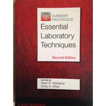 Livro De Protocolos De Experimento Em Laboratório Bioquímica