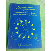 Livro - Informe De La Comisión De Las Comunidades Europeas P
