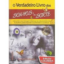 Dicionário O Verdadeiro Livros Dos Sonhos E Da Sorte