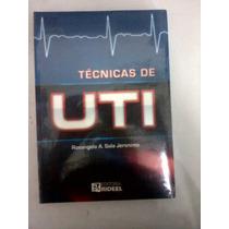 Enfermagem - Técnicas De Uti - Rideel (lacrado) 2012