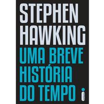 Livro - Uma Breve História Do Tempo - Novo