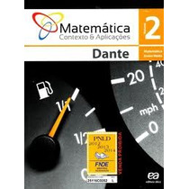 Matematica Vol 2 Contexto E Aplicacoes Luiz Roberto Dante -