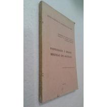 Livro Propriedades E Ensaios Industriais Dos Materiais Usp