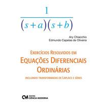 Exercícios Resolvidos Em Equações Diferenciais Ordinári