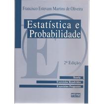 Livro Estatística E Probabilidade - 2° Edição