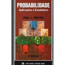 Solucionário Probabilidade- Paul Meyer- Leia O Anúncio