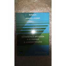 Estatística Aplicada À Economia E Administração - Leonard J.