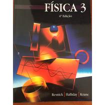 (10% Off) Livro Física 3 - Halliday 4 Ed.