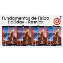 Coleção Fundamentos De Física ¿ Halliday E Resnick
