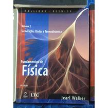 Livro Fundamentos De Física Vol.2 Halliday Resnick Walker