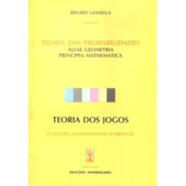 Livro Teoria Das Probabilidades - Aleae Geometria