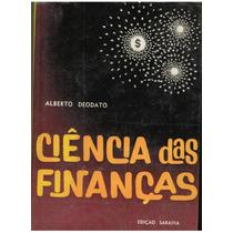 Ciência Das Finanças Alberto Deodato Pague Com Cartão