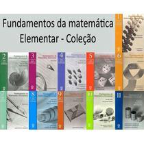 Coleção Matemática Elementar + Resoluções 22 Arquivos Em Pdf