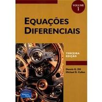Livro Equações Diferenciais Vol. 1 - Dennis G. Zill E Michae