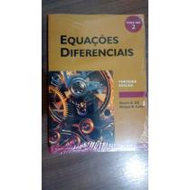 Equações Diferenciais, 3ª Ed, Zill, Cullen. Vol 2.