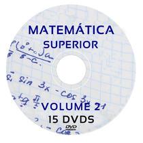 Curso De Matemática Superior Cálculo 1, 2, 3 ,4 Estatística